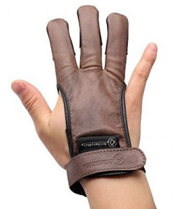 best archery shooting gloves