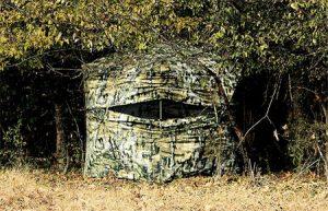 best hunting ground blind