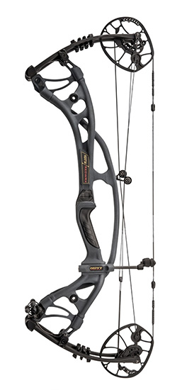 hoyt high end compound bow